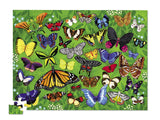 Crocodile Creek 100 Piece 36 Butterflies Puzzle