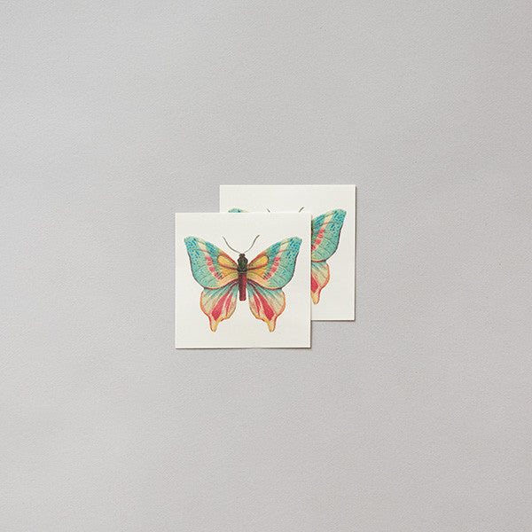 Tattly Butterfly 2 Tattoo