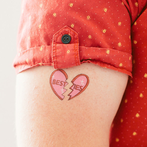 Tattly Little Besties Tattoo