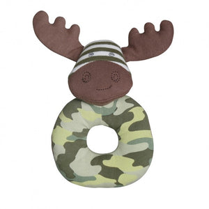Apple Park Organic Farm Buddies Rattle – Marshall Moose