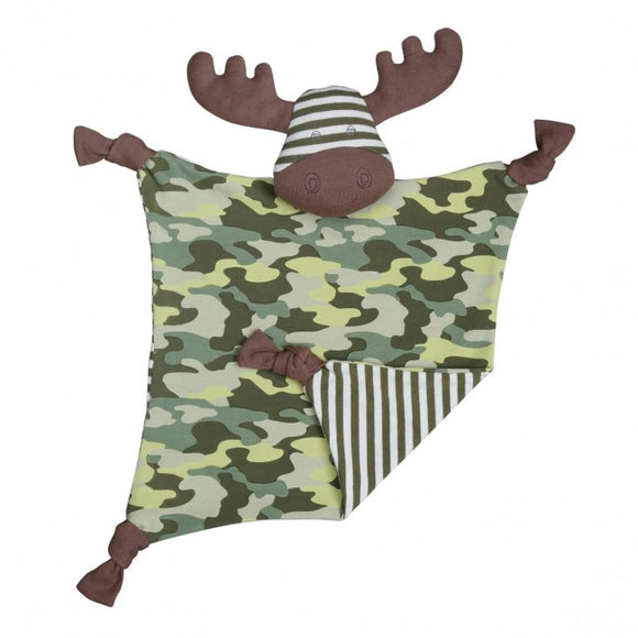 Apple Park Organic Farm Buddies Blankie – Marshall Moose