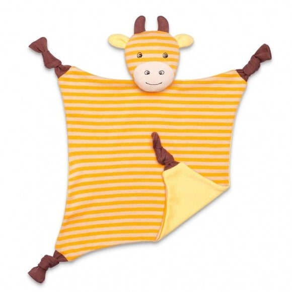 Apple Park Organic Farm Buddies Blankie – George Giraffe