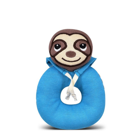 Apple Park Organic Farm Buddies Rattle – Supersonic Sergio