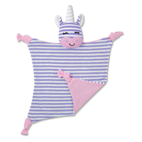 Apple Park Organic Farm Buddies Blankie – Cupcake Unicorn