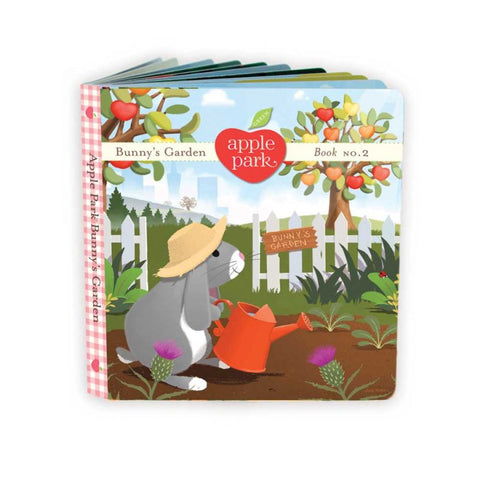 Apple Park Board Book Bunny's Garden
