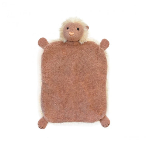 Apple Park Organic Cotton Blankie – Porcupine