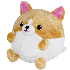 Squishable Undercover Corgi in Santa 7""