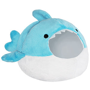 Squishable Undercover Kitty in Shark 7""
