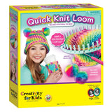 Creativity for Kids: Quick Knit Loom