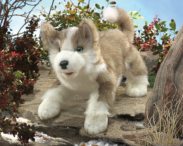 Folkmanis Wolf Pup