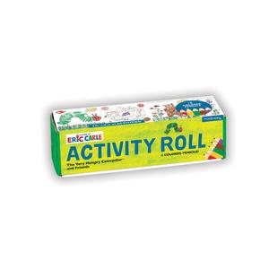 Mudpuppy Activity Roll The Very Hungry Caterpillar