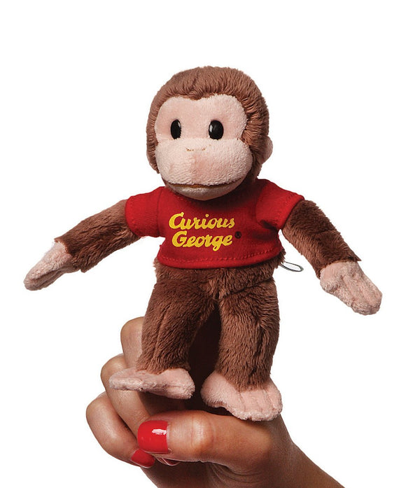 Curious George Finger Puppet