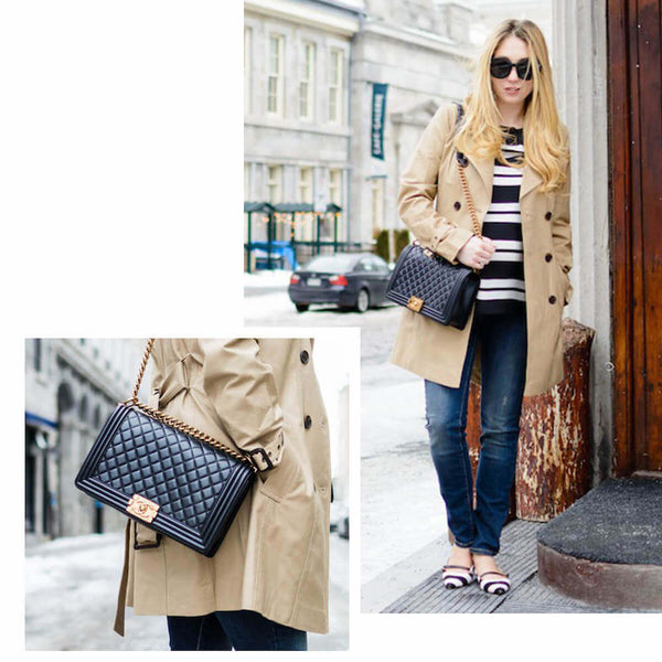 City Style with Joe Fresh and LOVE that BAG