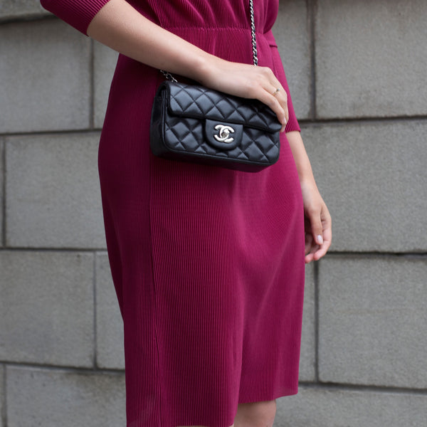 8c781e4d22a987 Everything You Ever Wanted to Know About the Classic Chanel Flap Bag