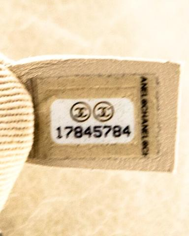 Authentic Chanel Serial Number 2012-2013