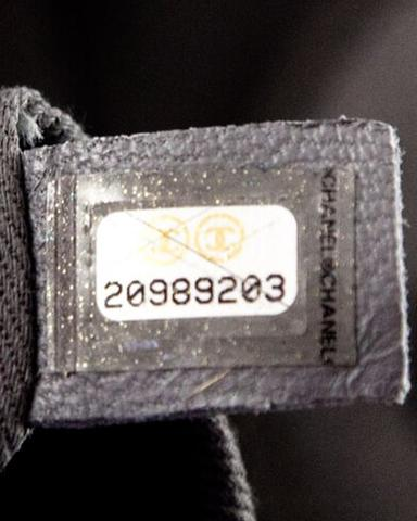 Authentic Chanel Serial Number 2014-2015
