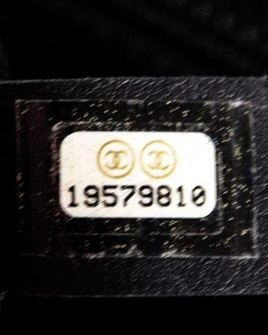Authentic Chanel Serial Number 2014