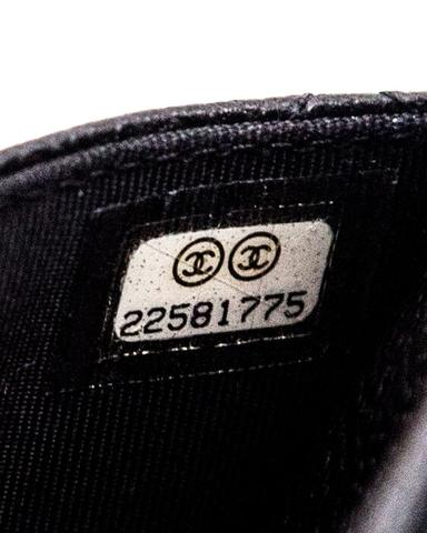 Authentic Chanel Serial Number 2016-2017
