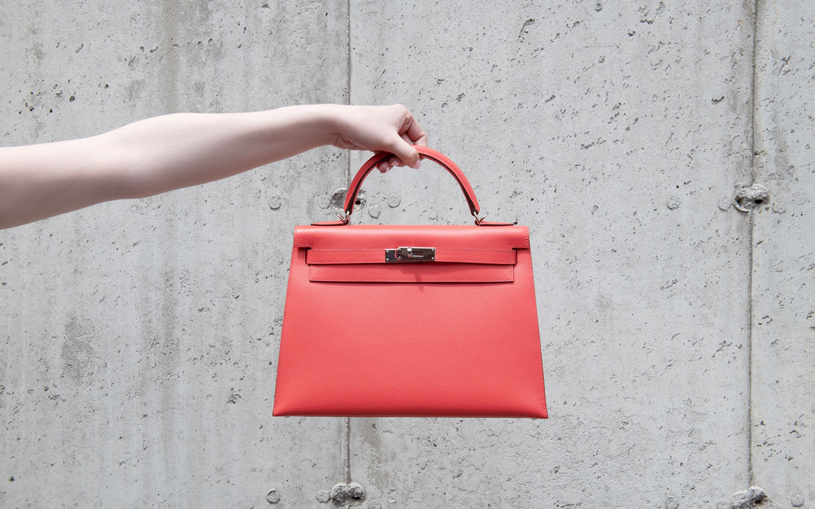 Shop authentic preloved Hermes handbags and accessories