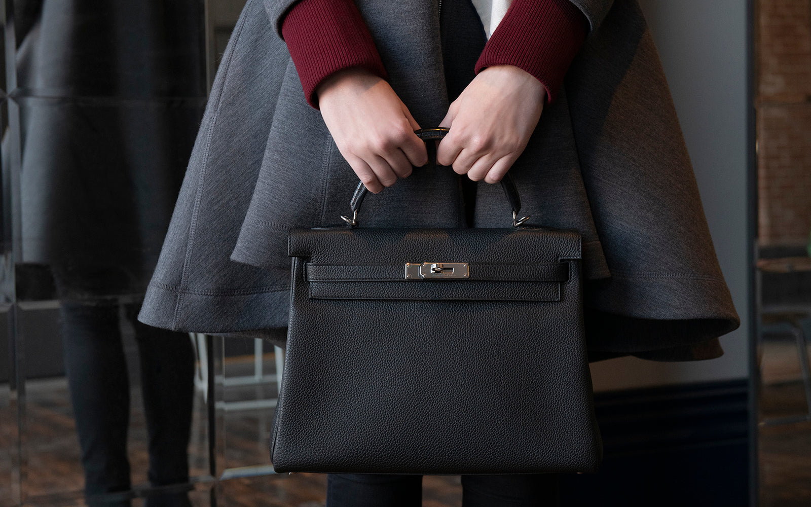 Shop authentic Hermes handbags and accessories for less