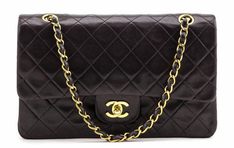 Authentic Chanel Flap Bags for less
