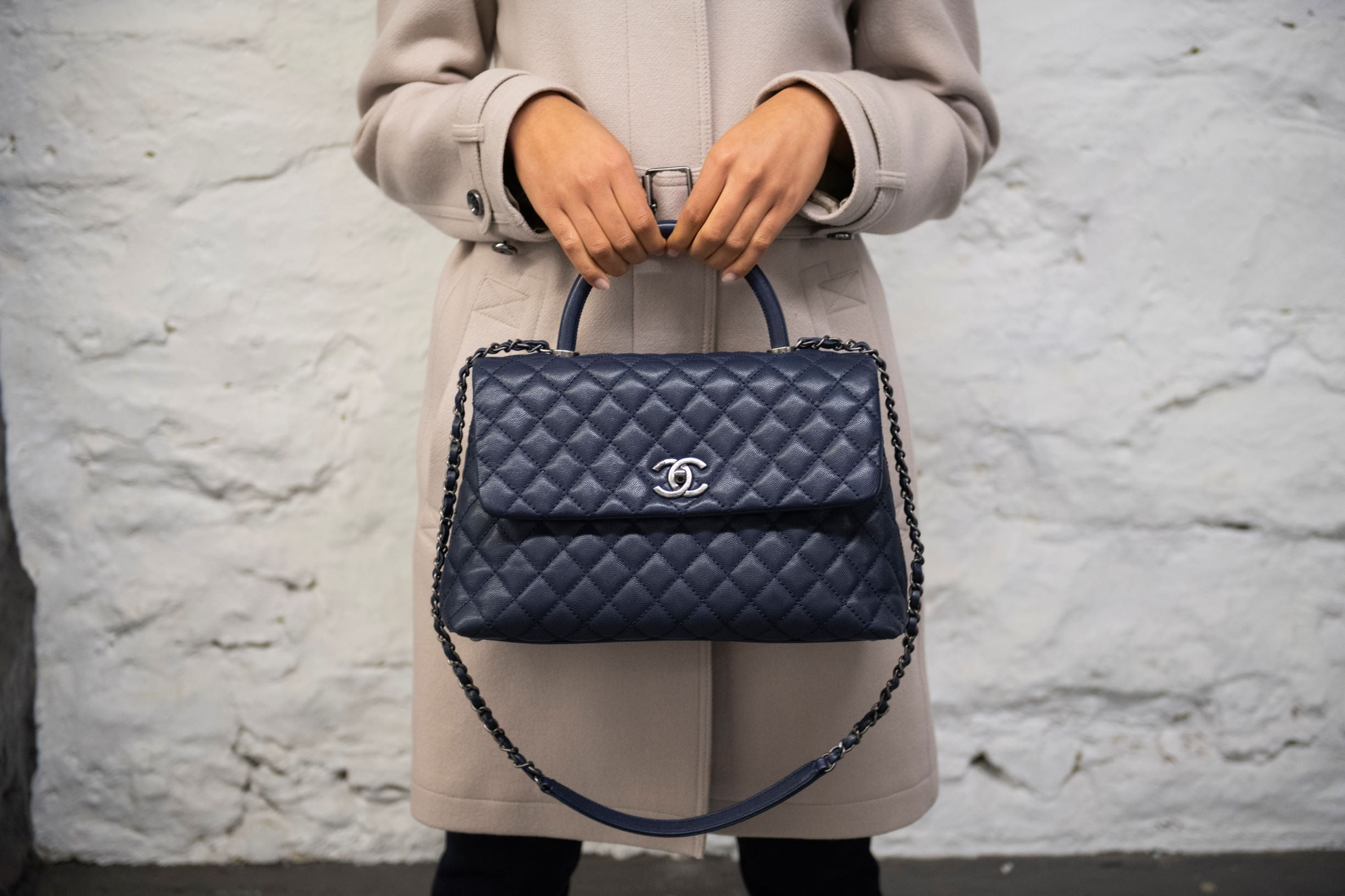 Classic Chanel Flap Bags & other authentic designer handbags