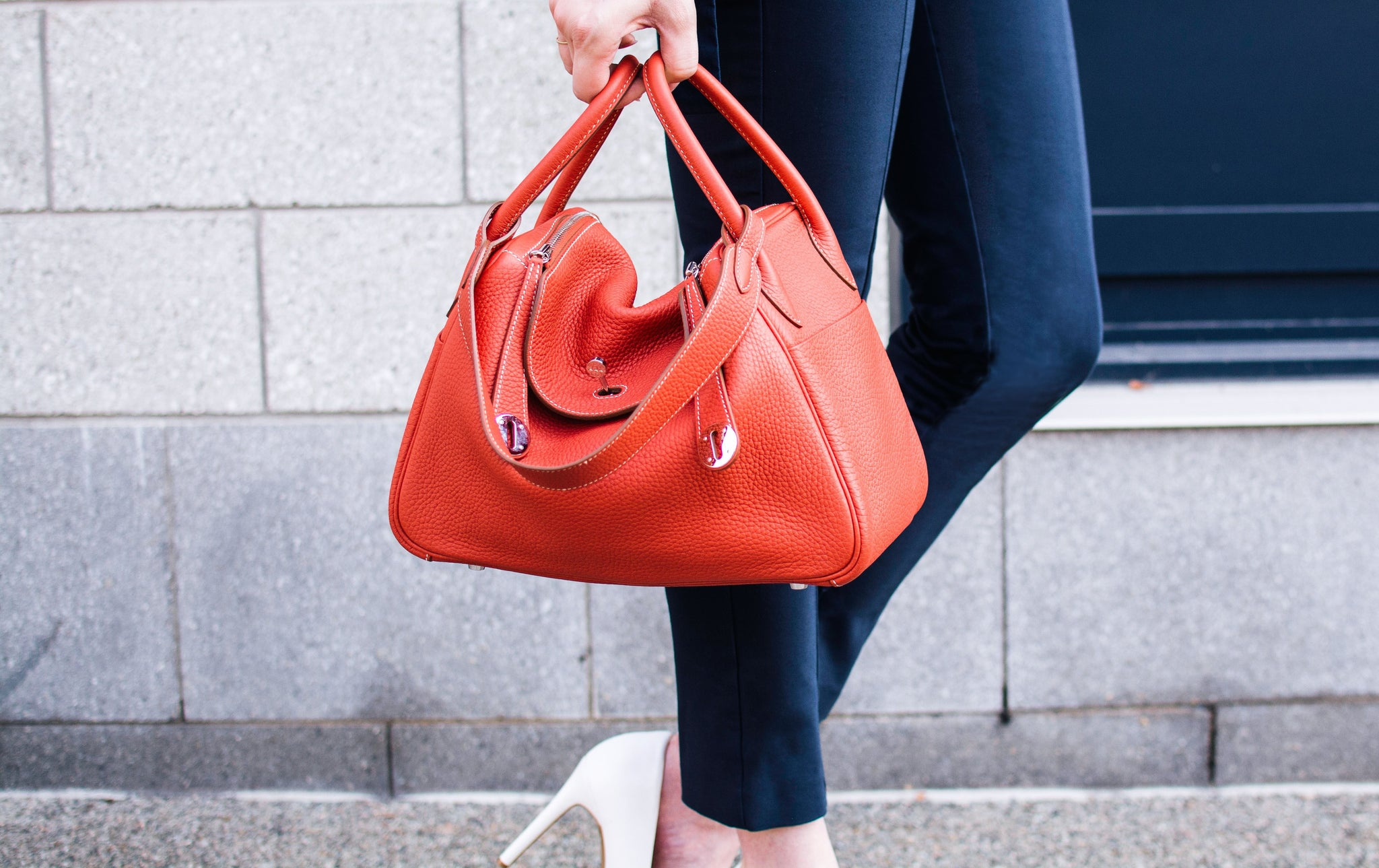 Authenticating Hermes handbags