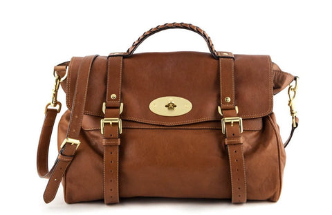 Authentic Mulberry Alexa Satchel