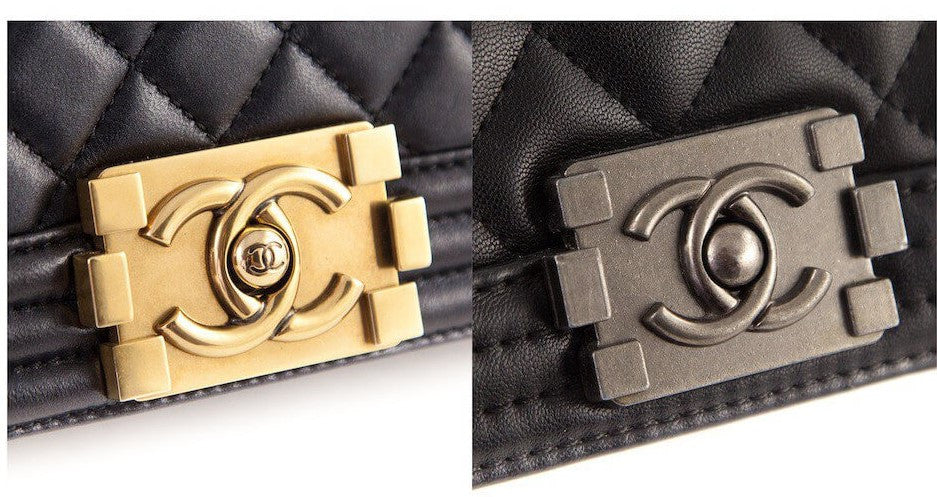 Chanel CC Logo - Real Vs. Fake