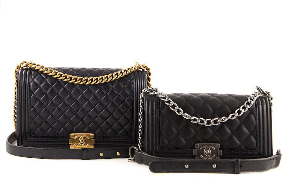22b4c58d How to Authenticate a Chanel Handbag - Chanel Authenticity Guide