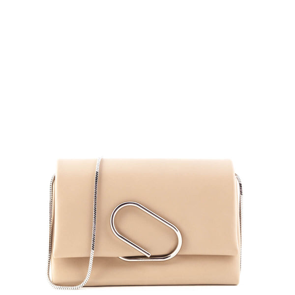 18c2624ed944 3.1 Phillip Lim Fawn Alix Soft Flap Clutch - LOVE that BAG - Preowned  Authentic Designer