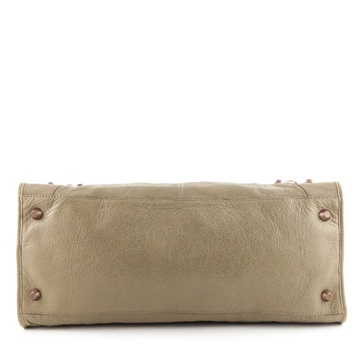 a1ee508aa9cd ... Balenciaga Beige Giant 21 Rose Gold Work bag - LOVE that BAG - Preowned  Authentic Designer ...