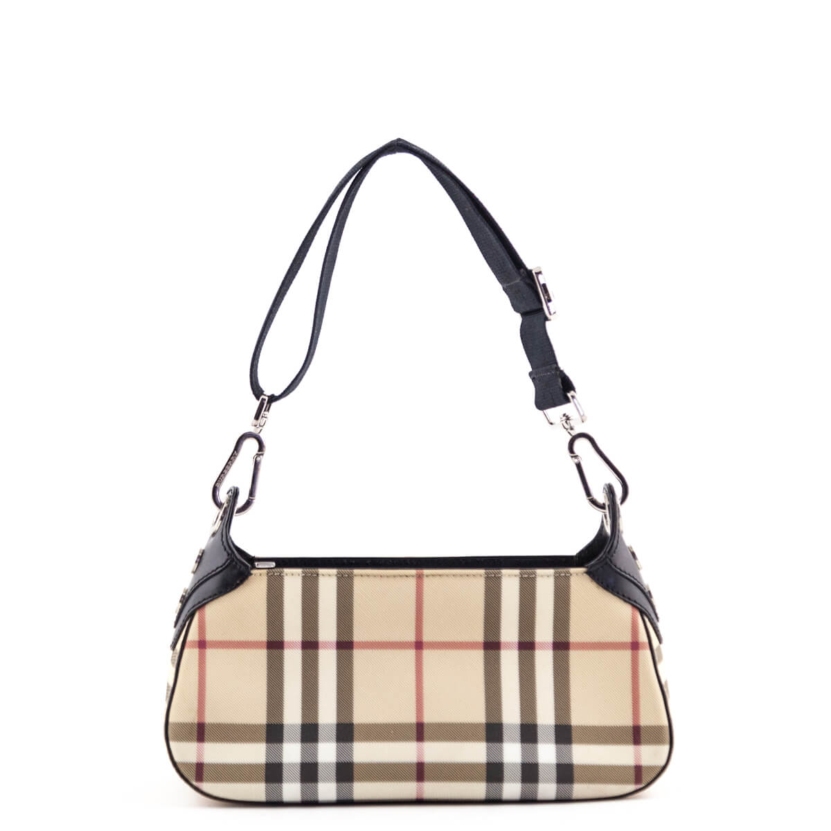 abaaa154a50 Burberry Classic Nova Check Mini Shoulder Bag - LOVE that BAG - Preowned  Authentic Designer Handbags ...