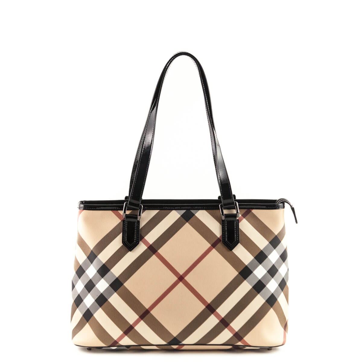 466be8a1ad09 Burberry Nova Check Tote Bag - LOVE that BAG - Preowned Authentic Designer  Handbags ...