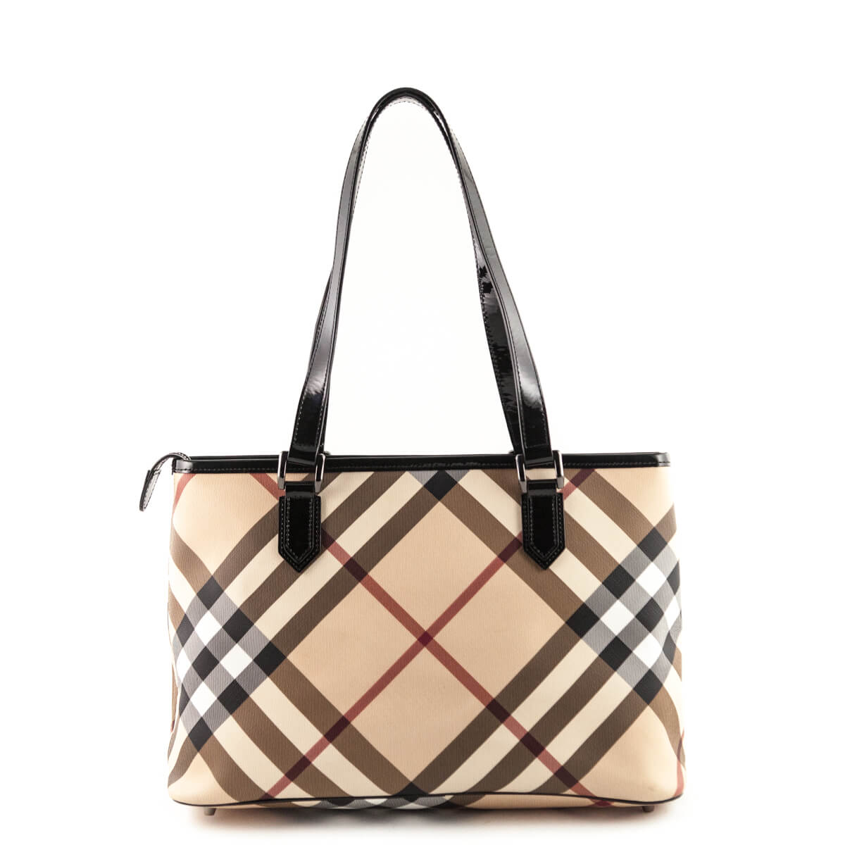 ... Burberry Nova Check Tote Bag - LOVE that BAG - Preowned Authentic  Designer Handbags ... 79a8148ab1ebd