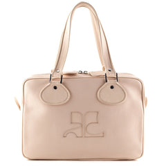 Courreges Blush Logo Tote - 1
