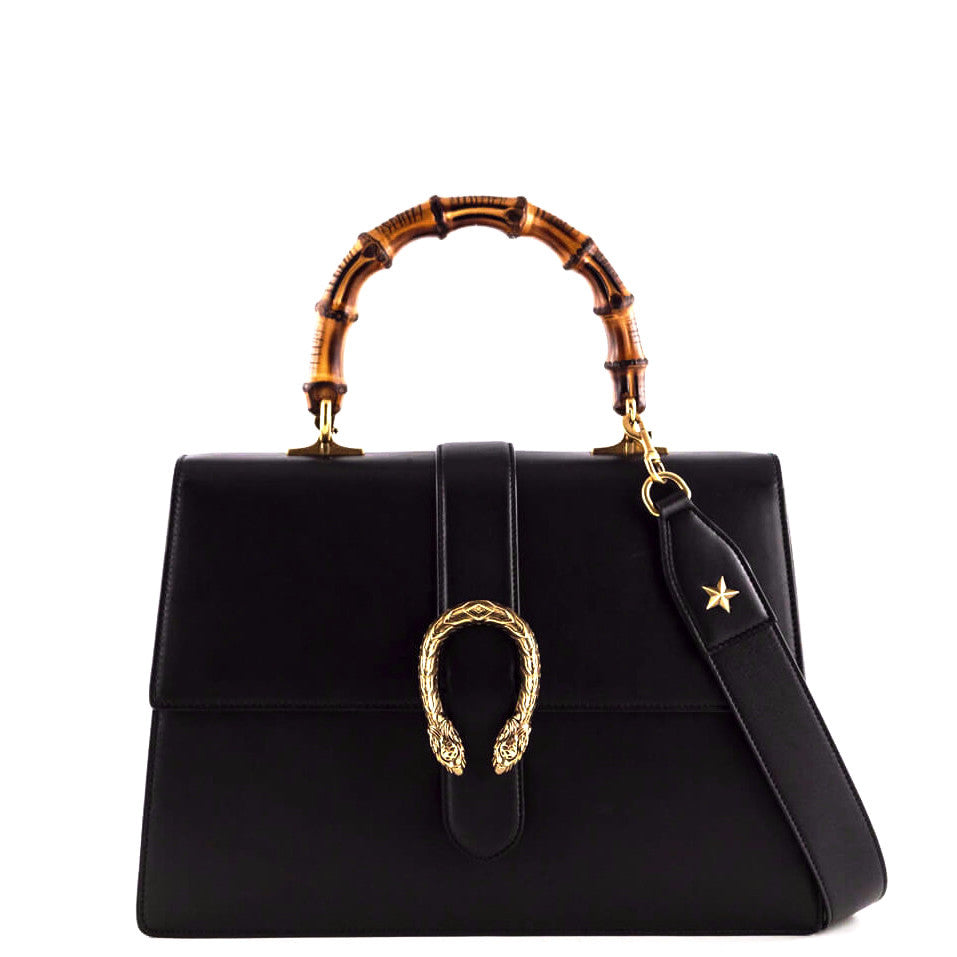 gucci bags canada. gucci black calfskin bamboo dionysus - love that bag preowned authentic designer handbags bags canada