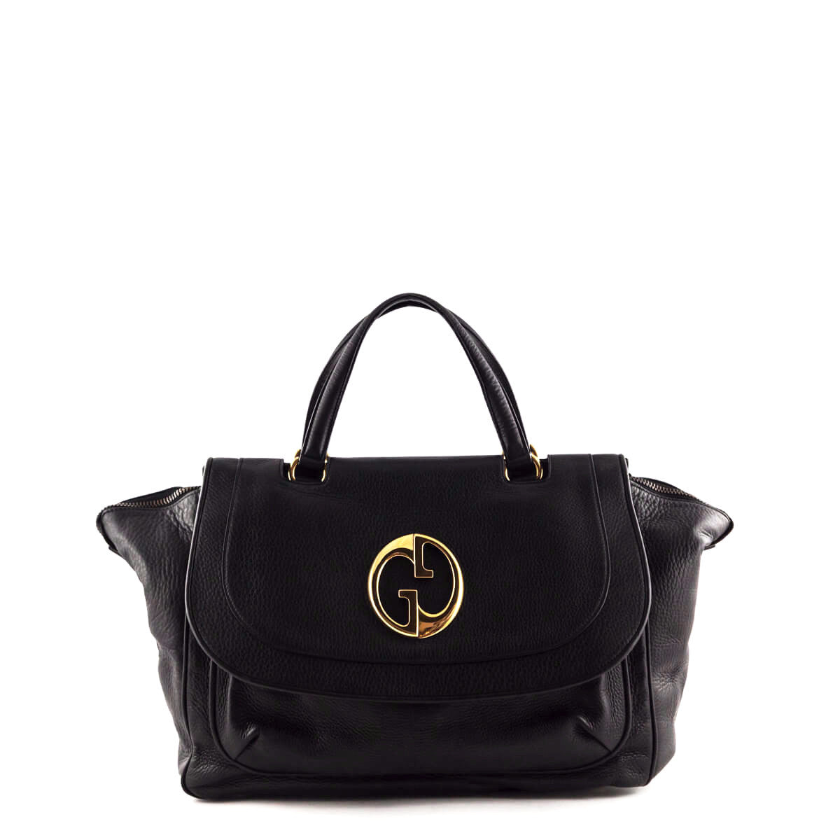 Pre-owned - Patent leather handbag Gucci xU8MOswT