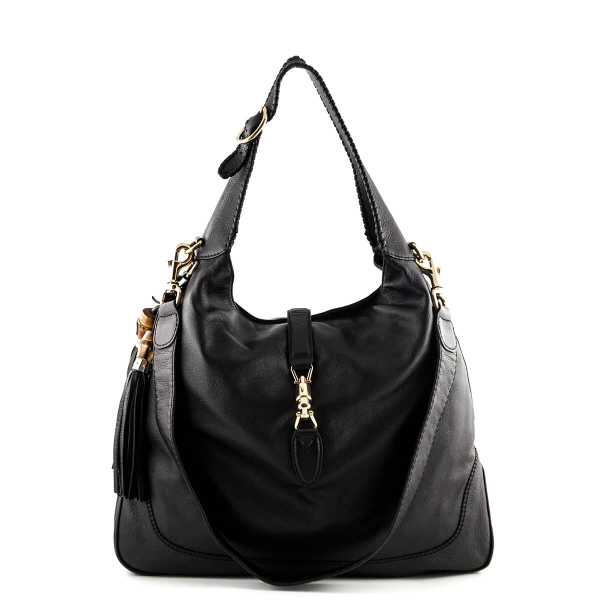 gucci bags canada. gucci black leather jackie hobo - love that bag preowned authentic designer handbags bags canada a