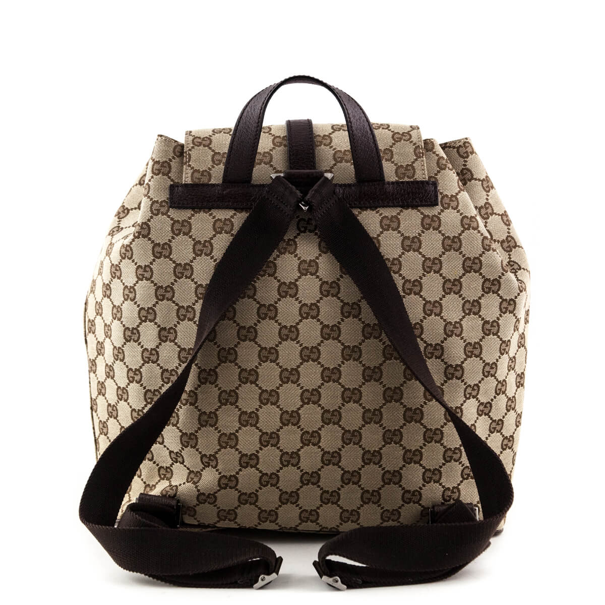 81708064c943f5 ... Gucci GG Canvas Abbey Backpack - LOVE that BAG - Preowned Authentic  Designer Handbags ...