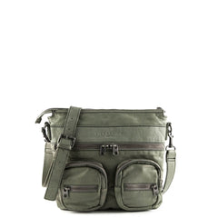 Liebeskind Gray Anny Crossbody Messenger