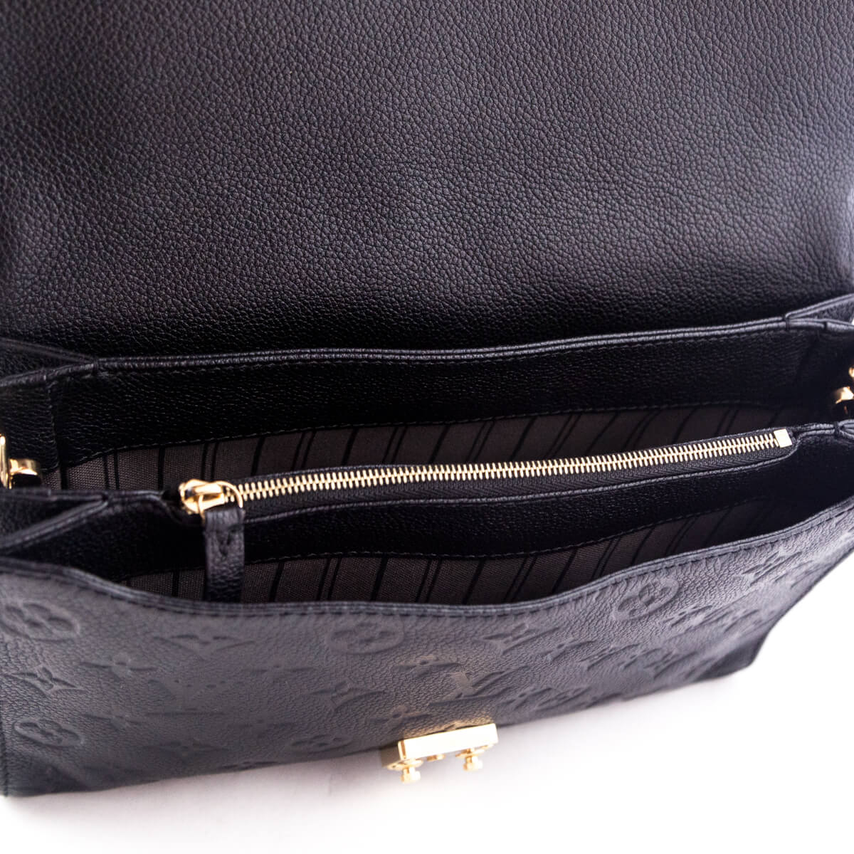 ... Louis Vuitton Black Empreinte Fascinante Bag - LOVE that BAG - Preowned  Authentic Designer Handbags ... efcd7e064c0db