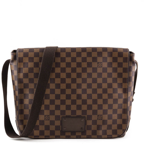 1a569b0c635 Louis Vuitton Damier Ebene Brooklyn GM - LOVE that BAG - Preowned Authentic  Designer Handbags