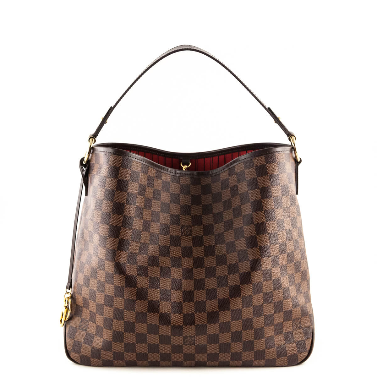 Louis Vuitton Damier Ebene Delightful MM - LOVE that BAG - Preowned  Authentic Designer Handbags ... 6bad550957