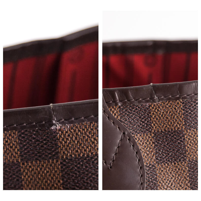 987d758fbddd ... Louis Vuitton Damier Ebene Neverfull GM - LOVE that BAG - Preowned  Authentic Designer Handbags ...