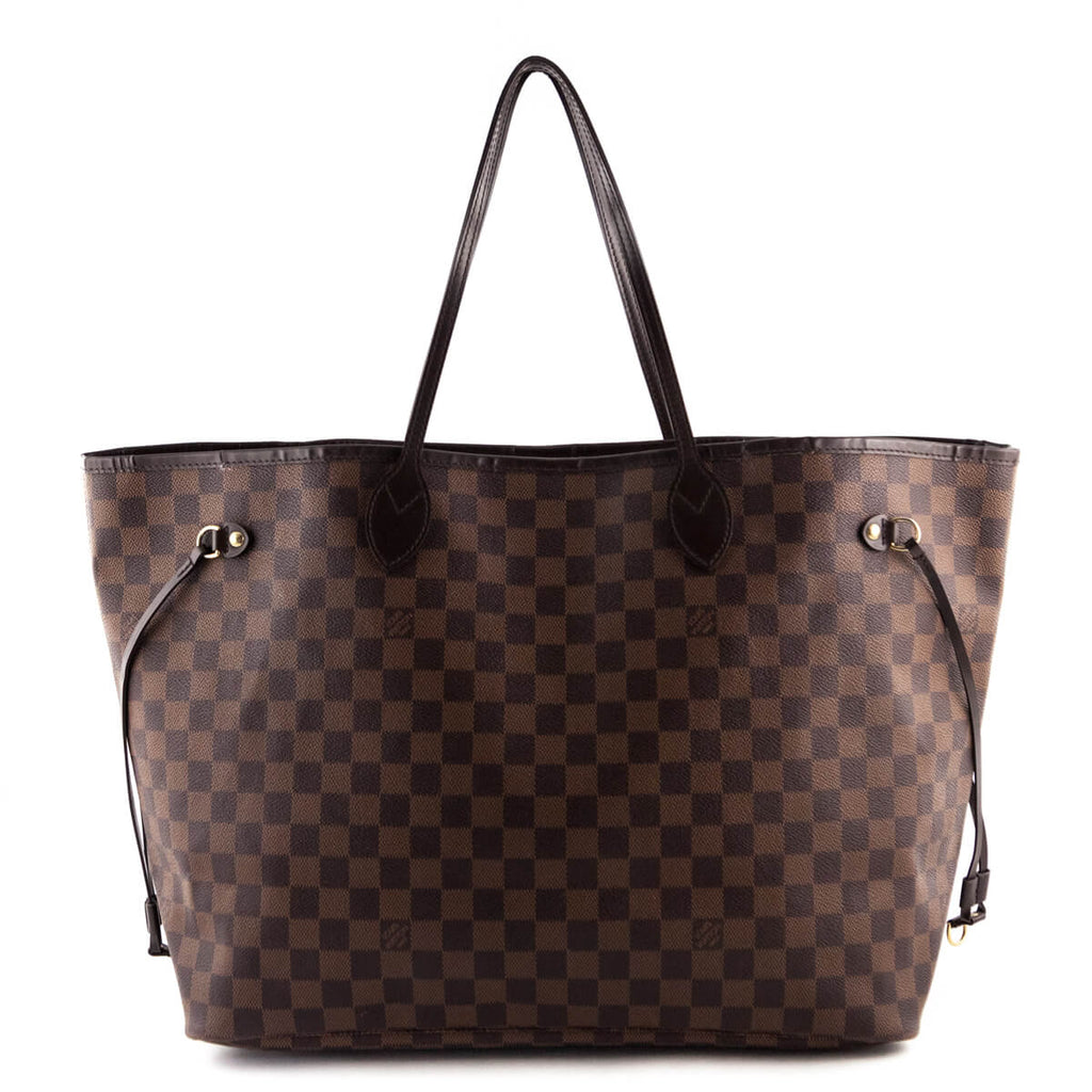 e9babd5164fe Louis Vuitton Damier Ebene Neverfull GM - LOVE that BAG - Preowned  Authentic Designer Handbags ...