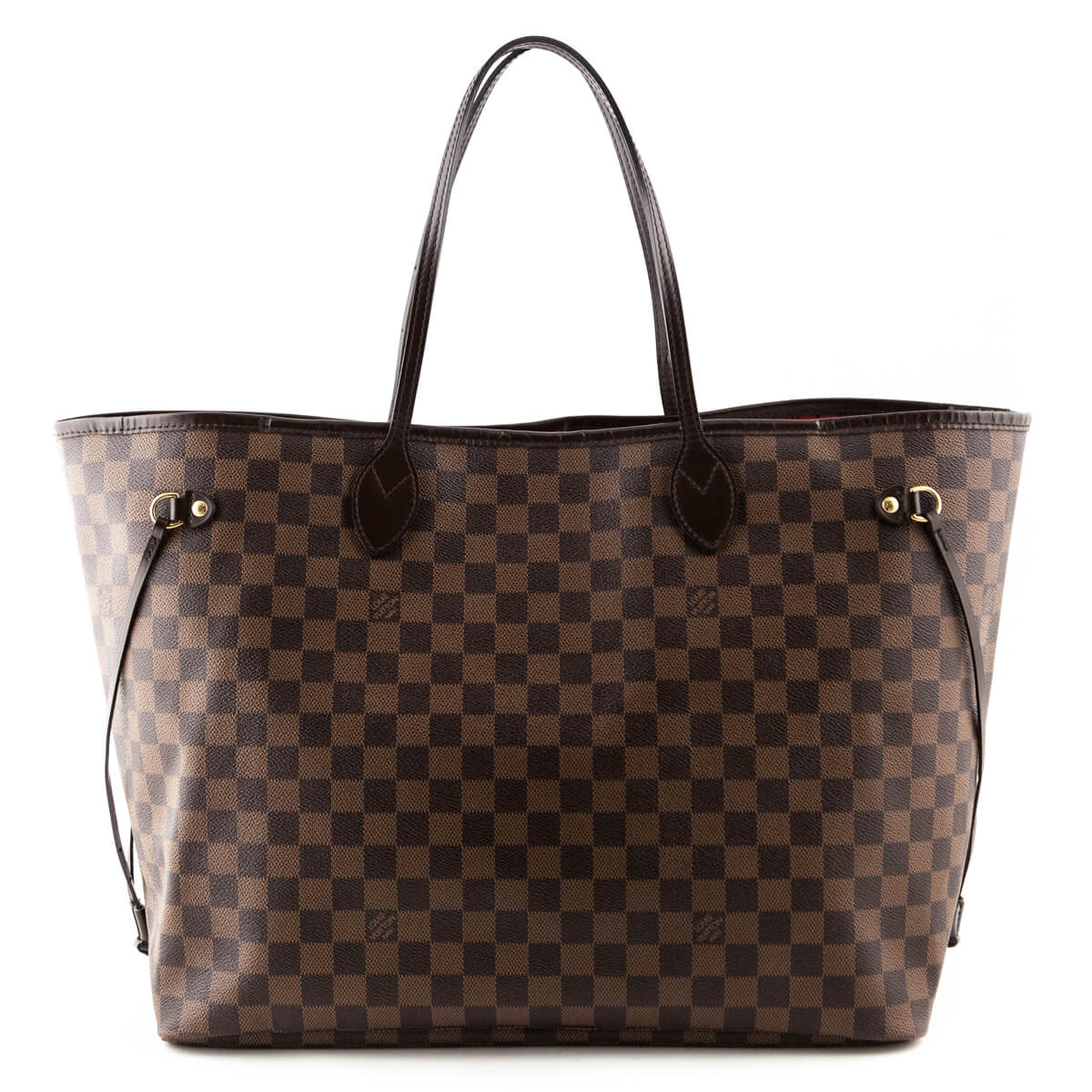 e397e9ac7129 ... Louis Vuitton Damier Ebene Neverfull GM - LOVE that BAG - Preowned  Authentic Designer Handbags ...