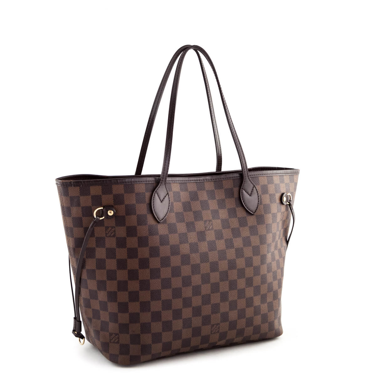 03c011fe78ea ... Louis Vuitton Damier Ebene Neverfull MM - LOVE that BAG - Preowned  Authentic Designer Handbags ...