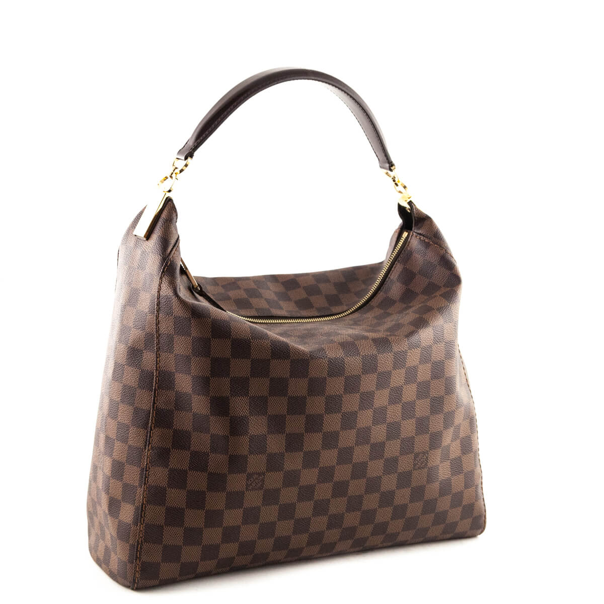 b81fbcb79eea ... Louis Vuitton Damier Ebene Portobello GM - LOVE that BAG - Preowned  Authentic Designer Handbags ...