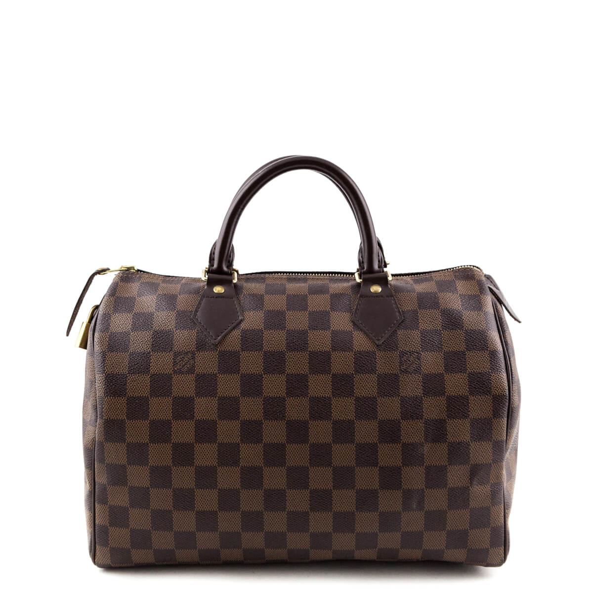 ... Louis Vuitton Damier Ebene Speedy 30 - LOVE that BAG - Preowned  Authentic Designer Handbags ... 8f5db30e9e